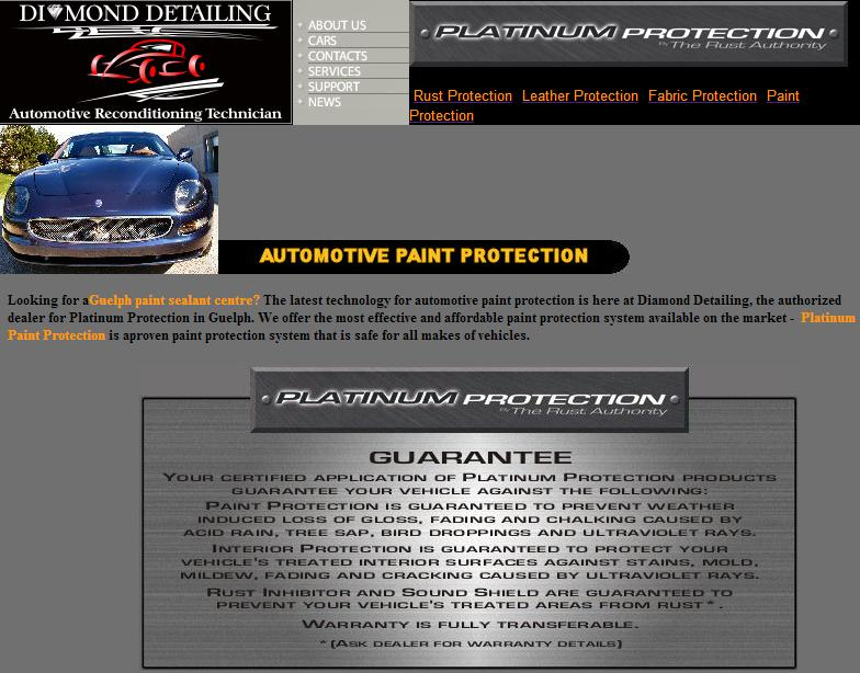 DD Auto paint protection